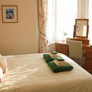 Double room with views over front garden Sonachan House Paignton in Devon